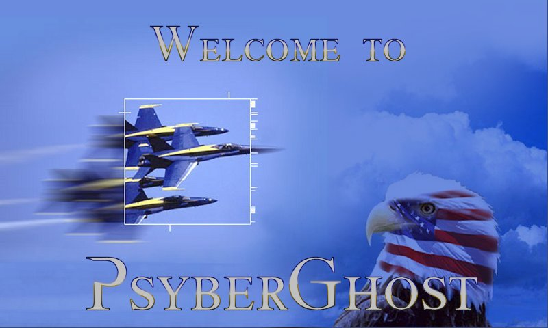 Enter PsyberGhost